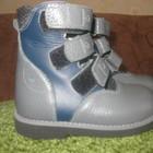 СРОЧНО!Туфли ортопедичиские новые,15,5 см по стельке