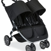 Новые двухместные коляски Britax B-Agile Double