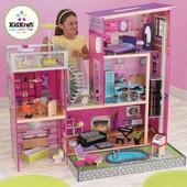Кукольный домик KidKraft Luxury Dollhouse