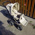 Цена снижена!Детская коляска - внедорожник!!!