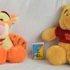 Disney фигурки любимых героев Winnie the Pooh Винни Пух и Тигрюля