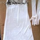 красивое платье С-М