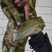 Тактические брюки для активных мужчин кумуфляж