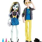 Куколы Монстер Хай Джексон Джекилл и Френки Штейн (Monster High Frankie Stein and Jackson Jekyll)