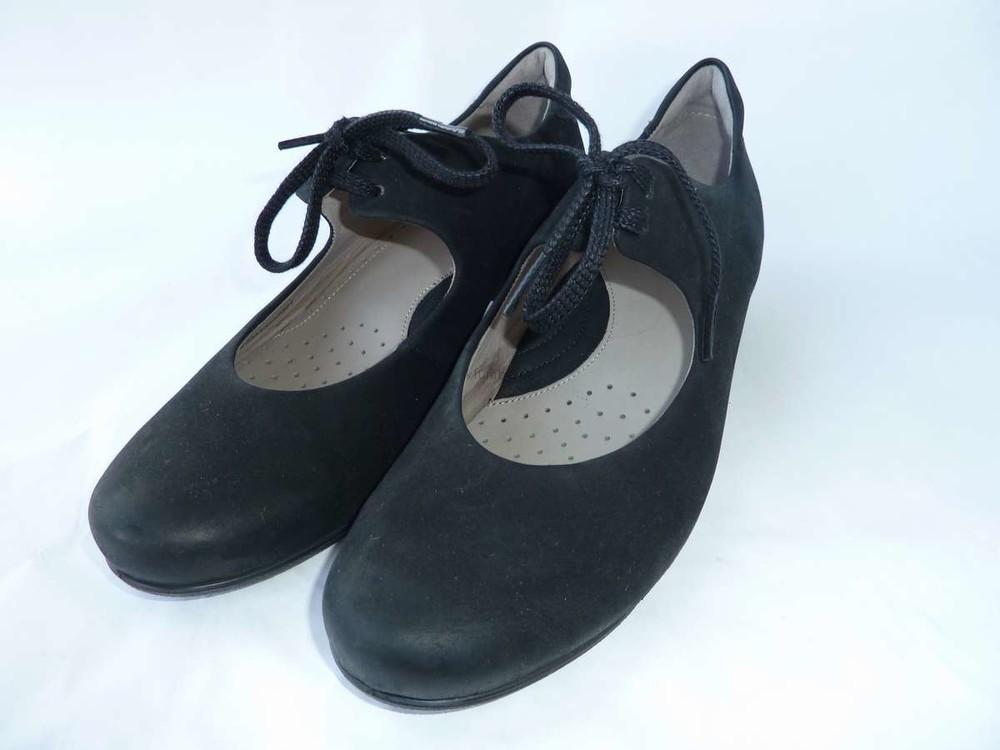 Туфли ecco 37 размер 25.5 см по стельке msrp $140 новые фото №1