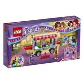 Lego Friends Парк развлечений: Фургон с хот-догами 41129