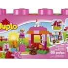 Lego Duplo Веселая розовая коробка 10571