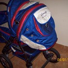Детская  коляска-трансформер Anmar Fox
