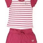 Суперскидка! Женская пижама (футболка + шорты) Renato Balestra. Размер 42/44
