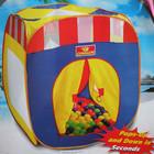 Палатка домик для игр и сухого бассейна с бортиками 5033