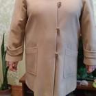 Фирменное кашемировое пальто Peter Hahn