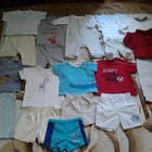 Пакет одежды для мальчика от 0-12мес
