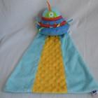 Впитывающий платочек полотенеечка с развивалками Ракета