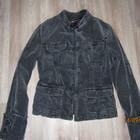 Пиджак (куртка) Monton велюровый  р.xs-s