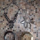 Бижутерия, серьги, браслеты, колье