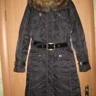 Пуховик - пальто женский р. L