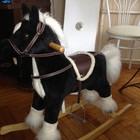 Продам детскую лошадку-качалку