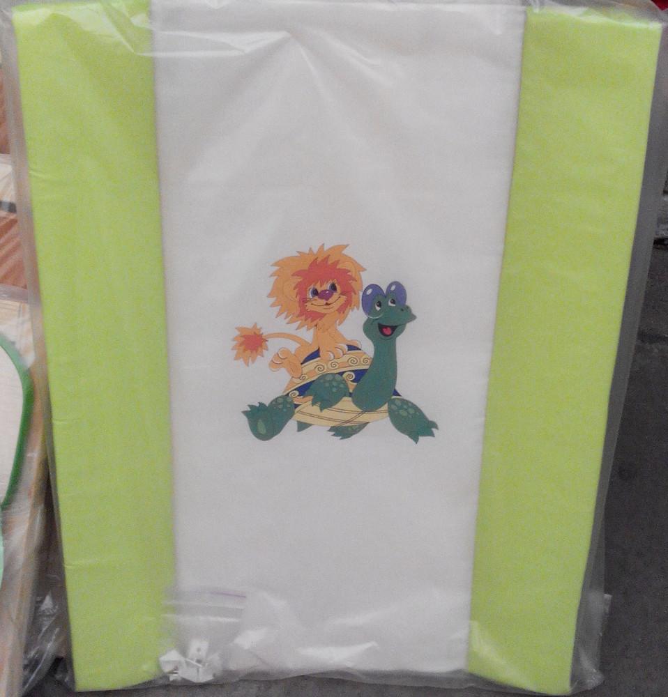 Пеленатор для детей на стол или детскую кроватку, разные фото №1