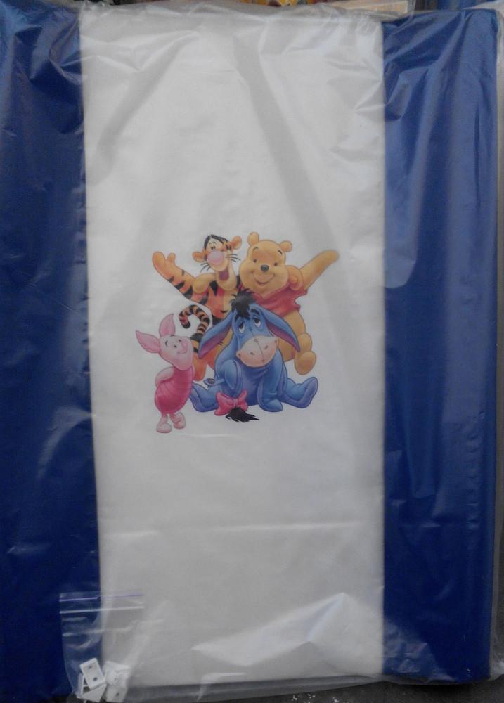 Пеленатор для детей на стол или детскую кроватку, разные фото №2