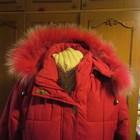 Пальто-пуховик на синтепоне