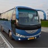 Аренда автобуса для паломнических туров из Днепра