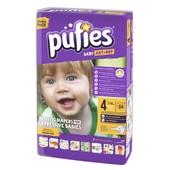 Подгузники для детей Pufies Baby Art & Dry производства Болгария
