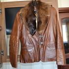 Продам кожаную куртку (п-во Турция)