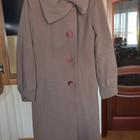кашемировое пальто 48 р