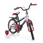 Двухколесный велосипед Azimut Stitch 12, 14, 16, 18, 20 дюймов Азимут стич. цена актуальная.