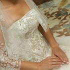 Королевское свадебное платье в камнях SWAROVSKI !!!