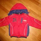 Курточка на холодную осень, теплую зиму 98-104 рост (куртка, демисезонная, зимняя)