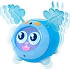 Лучше Ферби!  Розовый и голубой от Mattel Fijit Yippits