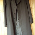 Демисезонный плащ пальто, размер 52.