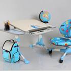 Детская парта стол Mealux BD-86 BL (Меалюкс)