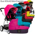 Универсальные коляски Mamas and Papas Sola 2