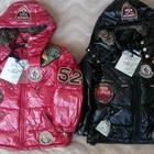 Рост 100 150см  Детские зимние пуховики Монклер курточка куртка пуховик