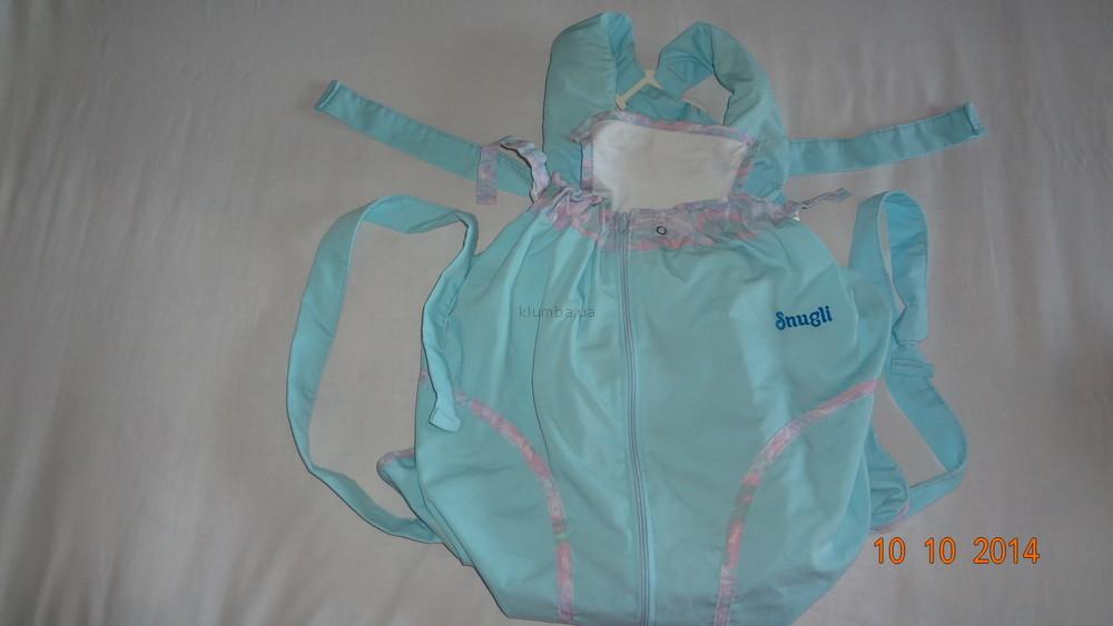 продам кенгуру-рюкзак Snugli фото №1