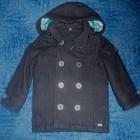 Пальто на мальчика 4-5лет (110см)