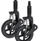 Чиним,реставрируем передние колёса для коляски Bugaboo(бугабу)