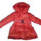 Пуховик пальто для девочки р. 98-122