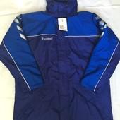 Hummel новая с этикеткой шикарная деми куртка размер M, L полномер