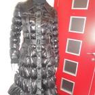 пальто пуховик женский новый Burberry, Италия, Оригинал