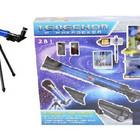 Телескоп и Микроскоп. Набор Детский 2 в 1.
