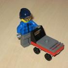 Конструктор человечки Лего Lego