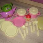 Набор игрушечной посудки
