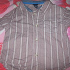 "фирменная рубашка ""ГАП"" на 2-3 года"