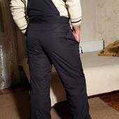 Лыжные мужские термо брюки Aoles. размеры 46-54.