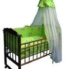 Детский постельный набор в кроватку из 7 предметов украина