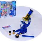 Детская игрушка.Микроскоп.Игрушечный микроскоп 026