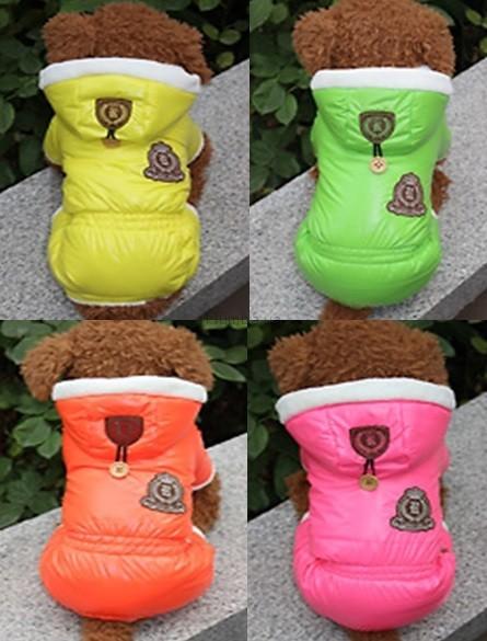 """Яркие комбинезоны для собак """"rainbow"""" тм dobaz. одежда для собак. фото №1"""